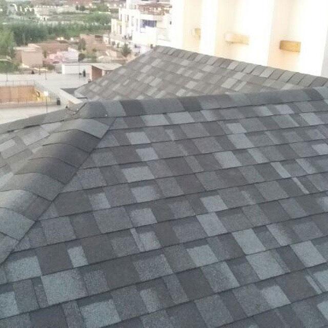 تفاوت بین سقف های شیب دار دکرا شن ریزه ای و طرح شینگل