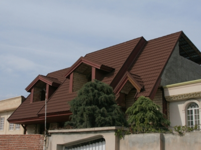 چگونگی اجرای سقف شیروانی