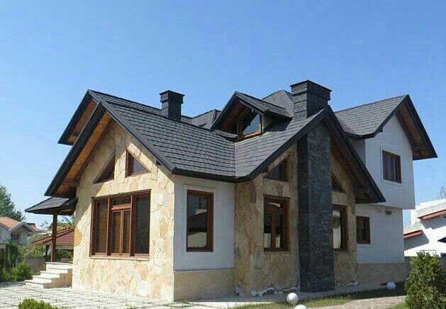 سقف شیبدار چیست؟
